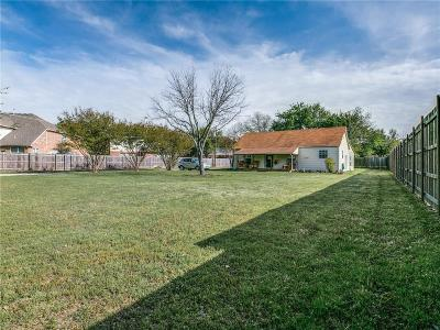 Keller Single Family Home Active Option Contract: 2234 Union Church Road