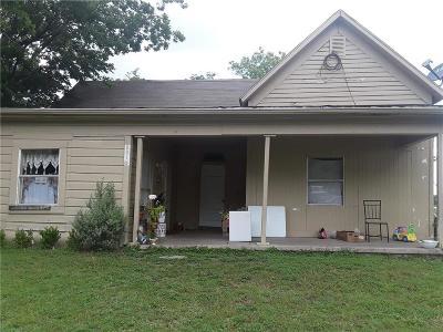 Ennis Multi Family Home For Sale: 801 Main Street