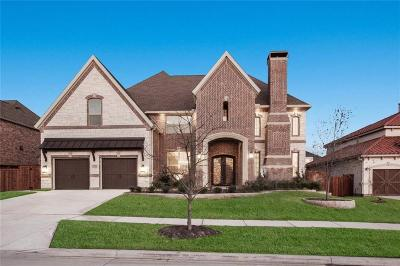 Frisco Single Family Home For Sale: 7174 Shoestring Drive