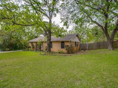 Corinth Single Family Home For Sale: 2808 Church Drive