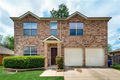 Wylie Single Family Home For Sale: 1215 Periwinkle Drive