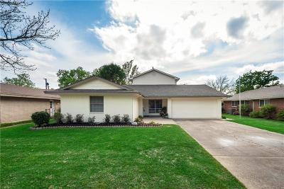 Richardson Single Family Home For Sale: 609 Melrose Drive