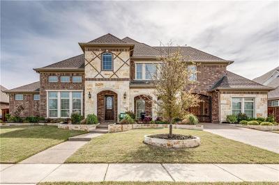Prosper Single Family Home For Sale: 421 Travis Lane