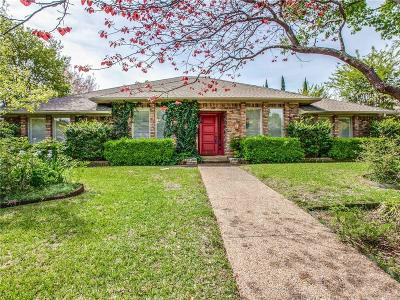 Single Family Home For Sale: 9420 Windy Knoll Drive