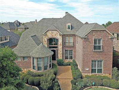 Frisco Single Family Home For Sale: 1202 Deer Lake Drive