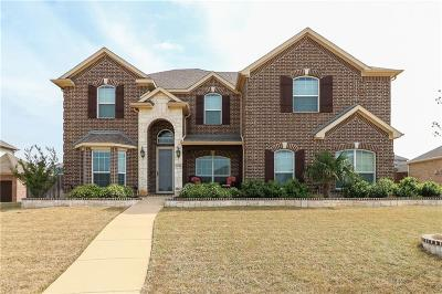 Kennedale Single Family Home For Sale: 1248 Clearbrook Drive
