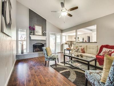 Carrollton Single Family Home Active Option Contract: 2504 Via Avenida