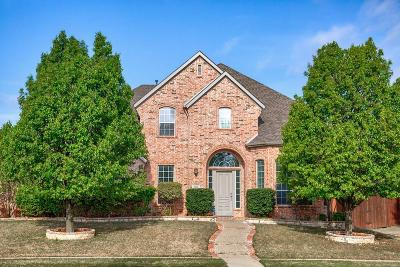 Plano Single Family Home For Sale: 8205 Sutherland Lane