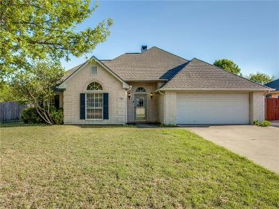 Red Oak Single Family Home Active Contingent: 400 Roan Lane