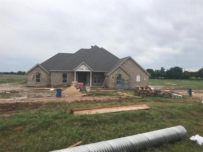 Weatherford Single Family Home For Sale: 105 Bruce Crandall Court