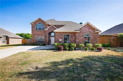 Mesquite Single Family Home For Sale: 5136 Kestrel Drive