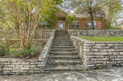 Benbrook Single Family Home Active Option Contract: 10029 Wandering Way Street