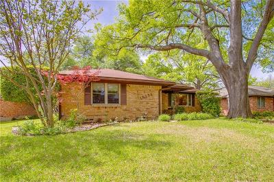 Single Family Home For Sale: 10128 Parkford Drive