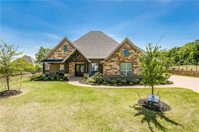Burleson Single Family Home For Sale: 104 Woodview Court