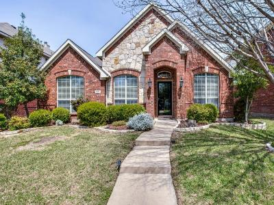 Allen Single Family Home Active Option Contract: 421 Spring Air Drive