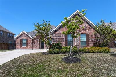 North Richland Hills Single Family Home Active Option Contract: 7113 King Ranch Road