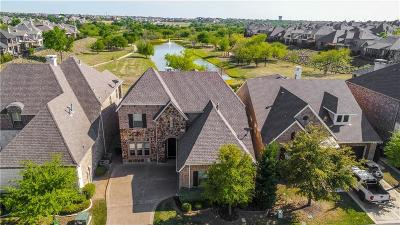 Lewisville Single Family Home Active Option Contract: 2626 Hundred Knights Drive