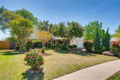 Flower Mound Single Family Home For Sale: 1701 Homestead Street