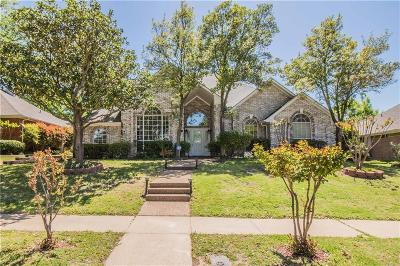 Richardson Single Family Home For Sale: 2668 Daffodil Drive