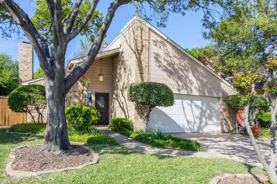 Carrollton Single Family Home Active Option Contract: 2703 Belmeade Drive