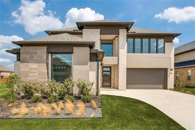 Prosper Single Family Home For Sale: 4040 Brazoria Drive