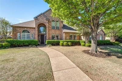 Southlake Single Family Home Active Contingent: 1107 Longford Circle