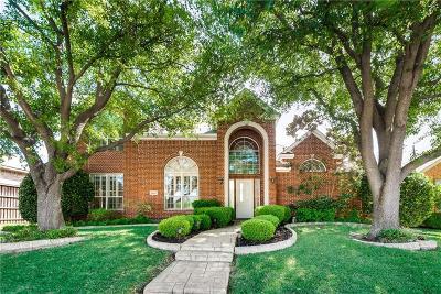 Dallas Single Family Home For Sale: 18012 Creek Vista Court