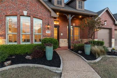 Mckinney Single Family Home Active Option Contract: 5801 Waterford Lane