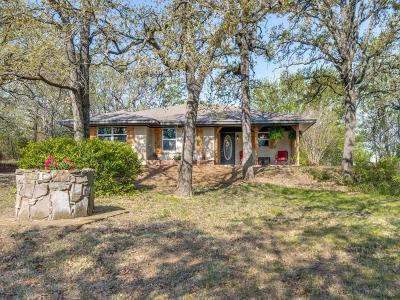 Denison Single Family Home For Sale: 1231 Oak Drive