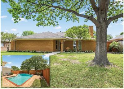 Richardson Single Family Home For Sale: 406 Shadow Bend Drive
