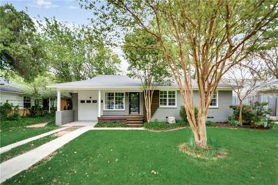 Single Family Home For Sale: 3837 Gaspar Drive