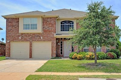 Little Elm Single Family Home For Sale: 200 Flatwood Drive