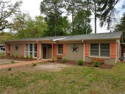Cedar Creek Lake, Athens, Kemp Single Family Home For Sale: 501 E Clinton Avenue