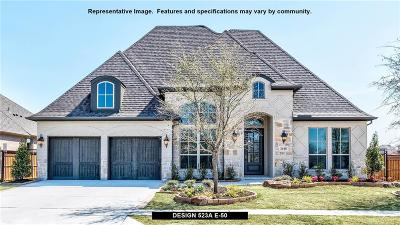 Prosper Single Family Home For Sale: 2771 Clarendon Court