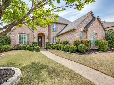Flower Mound Single Family Home For Sale: 3609 Old Mill Drive