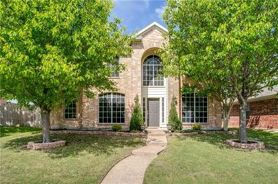 The Colony TX Single Family Home For Sale: $350,000