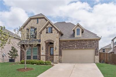 Melissa Single Family Home For Sale: 4202 Oak Bluff Drive