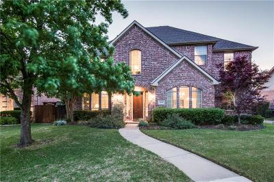 Lewisville Single Family Home For Sale: 1106 Holy Grail Drive