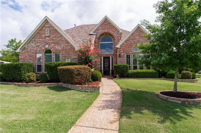 Keller Single Family Home For Sale: 804 Northern Trace