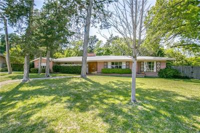 Dallas Single Family Home For Sale: 1027 Evergreen Hills Road