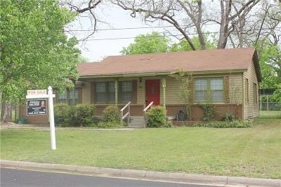 Parker County, Tarrant County, Hood County, Wise County Single Family Home Active Option Contract: 208 Sky Acres Drive