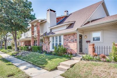 Carrollton Townhouse Active Option Contract: 2037 Embassy Way