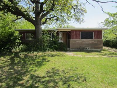 Denton Single Family Home For Sale: 404 N Bonnie Brae Street