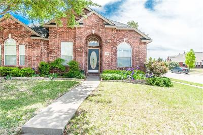 Allen Single Family Home For Sale: 1211 Dove Brook Court