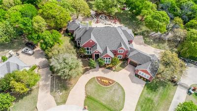 Flower Mound Single Family Home Active Option Contract: 3208 Beaver Creek Drive