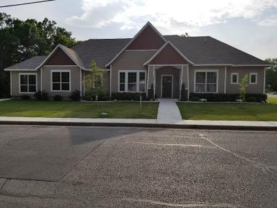 Weatherford Single Family Home For Sale: 1008 S Brazos