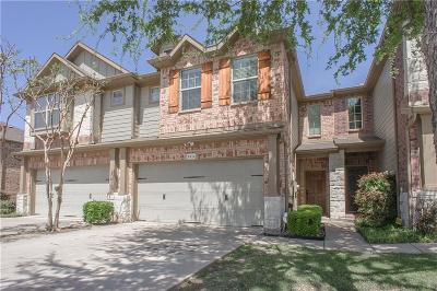Garland Townhouse Active Option Contract: 3612 Boxwood Drive