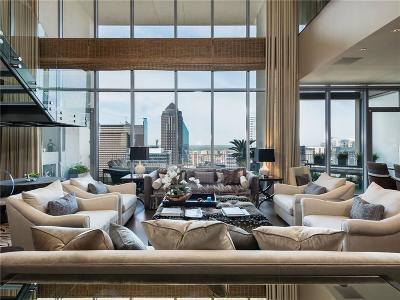 Dallas Condo For Sale: 1717 Arts Plaza #2307