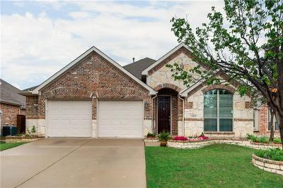 Little Elm Single Family Home For Sale: 2433 Yuma Drive
