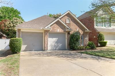 Plano Single Family Home Active Option Contract: 4721 Ridgedale Drive